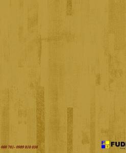 Giấy dán tường 99202 màu vàng đồng cho phòng khách sang trọng