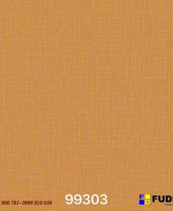 Giấy dán tường 99303 màu vàng đồng cho phòng thờ, phòng khách tại hà nội